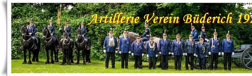 Artillerie Verein Büderich 1922